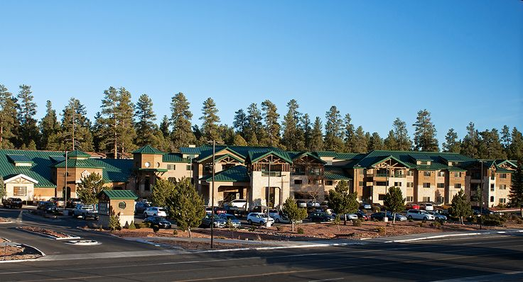 The Grand Hotel at the Grand Canyon | Photo Gallery  (Stayed here in 2009)