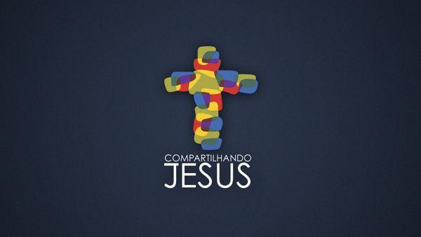 Logo Compartilhando Jesus on Behance