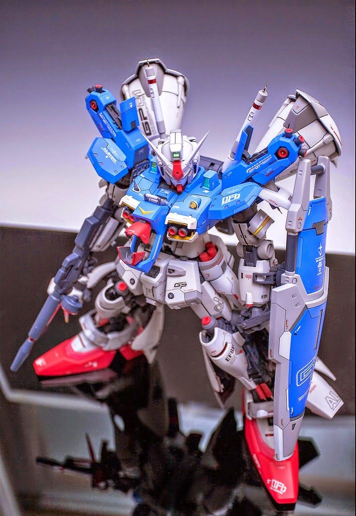 "Custom Build: PG 1/60 RX-78GP01-Fb Gundam Full Burnern ""Detailed"" - Gundam Kits Collection News and Reviews"