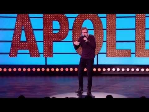 Jason Byrne Live at the Apollo - YouTube