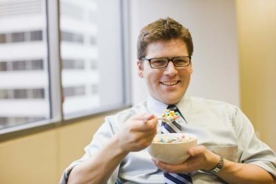 Breakfast Cereals High in Iron