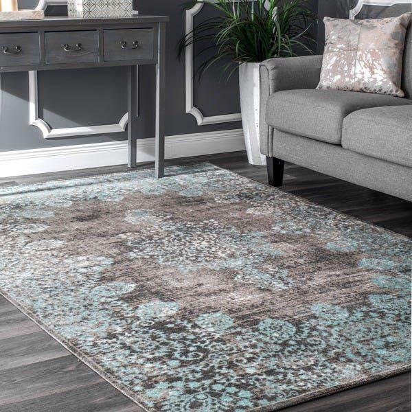 Overstock Com Online Shopping Bedding Furniture Electronics Jewelry Clothing More Area Rugs Teal Area Rug Floral Area Rugs Large area rug for sale