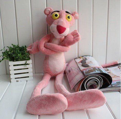 Бесплатная доставка 40 см подруга подарки ники розовая пантера кукла сладкий на день рождения плюшевые игрушки тигр 26 см / 40 см / 50cm75cm / 110 см