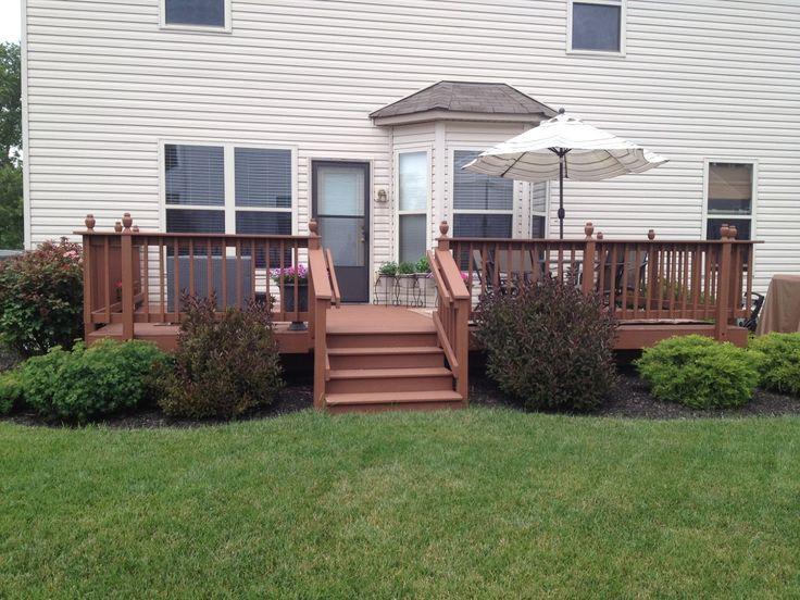 Landscaping Design For Decks :