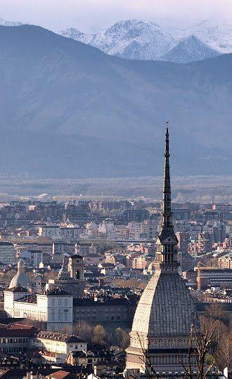 La Mole Antonelliana - Torino, Piemonte, Italy #panorami