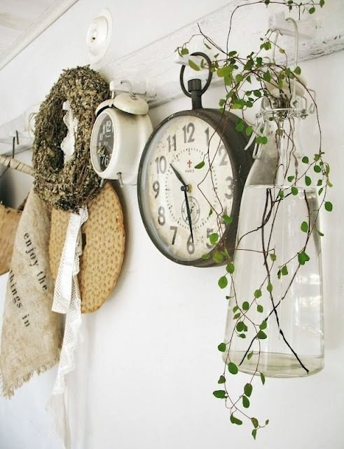 Decorative DIY nature displays for the home