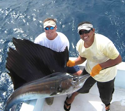 Bucket list just imagine me catching this gaint sail fish for Deep sea fishing trips near me