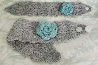 Tina says: Free pattern, Lacy Shells ear warmer ...because you can never have never enough crochet ear warmers. :)