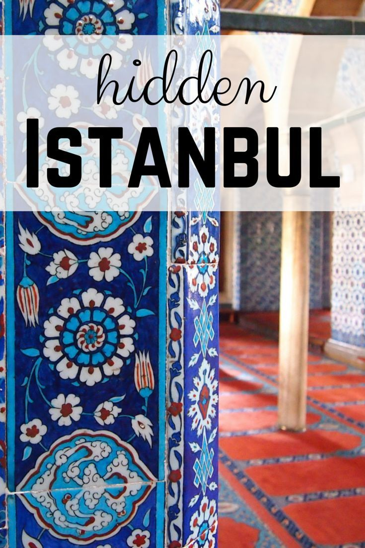 An adventure through Istanbul, visiting some famous sites along with some lesser-known ones.