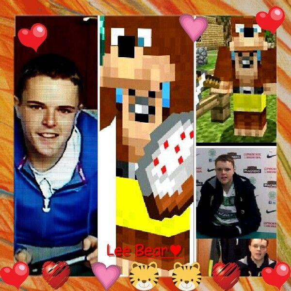 L For Lee Minecraft In Real Life L For Lee And Stampy I...