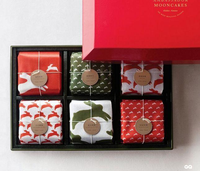 Ambassador Mooncakes國賓大飯店悅兔月餅禮盒