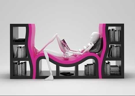 Funky furniture....