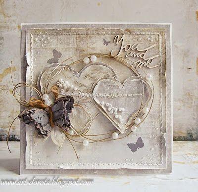 Riddersholm Design: Love and butterflies