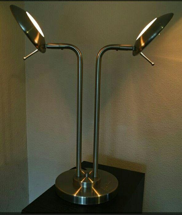 Online veilinghuis Catawiki: Prachtige 2 zijdige Boxford bureau / tafel / dressoir lamp Jan Des Bouvrie