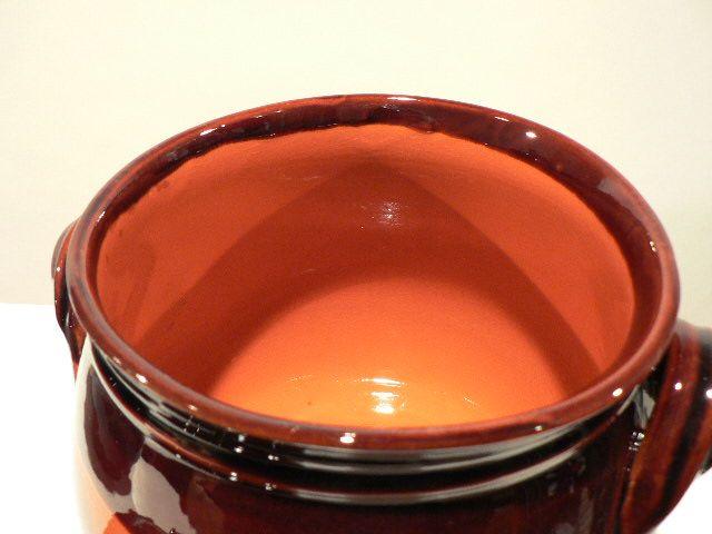 Info su padelle in ceramica, argilla, ecc.
