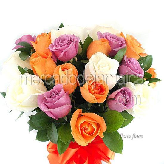 Florerias en Polanco Rosas Blancas Alessia !| Envia Flores
