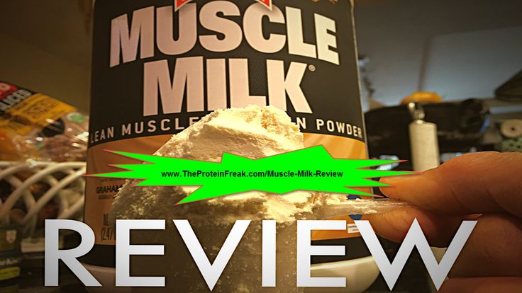 A review of Muscle Milk, one of the most searched protein powders on the internet. Visit: https://www.youtube.com/watch?v=0qNFnqg1KLw