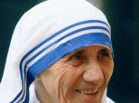 """Mother Teresa Humanitarian Image A 'Myth,' Study Says.  Mother Teresa was a product of hype who housed the poor and sick in shoddy conditions, despite her access to a fortune. She saw beauty in the downtrodden's suffering and was far more willing to pray for them than provide care. The Vatican engaged in a PR ploy over her suspicious financial dealings. """"Given the parsimonious management of Mother Teresa's works, one may ask where the millions of dollars for the poorest of the poor have…"""