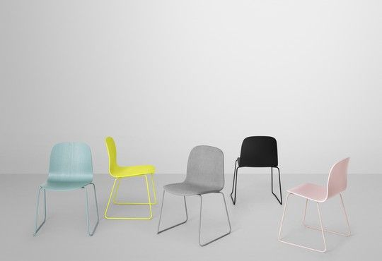 Muuto - Visu Chair - Designed by Mika Tolvanen