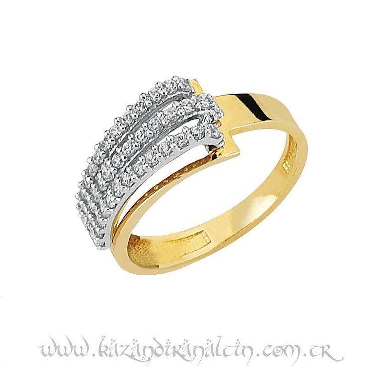 Swaroski Yüzük 23754 2A 23 gram 14 ayar Altın Fiyatı: 87924TL. - $304 - 274 - 22545RUB (16.03.2016) #altın #swarovski #swarovsky #wedding #weddingday #valentineday #sevgililergünü #yıldönümü #evlilik #yüzük #ring #gold #mücevher #kuyumcu by caner.sayan