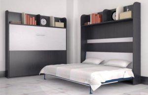 Откидные кровати-трансформеры - варианты и возможности использования