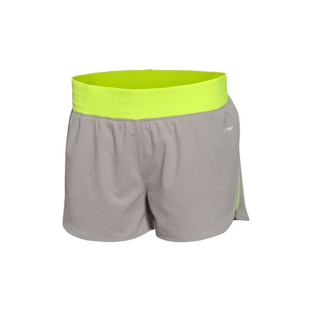 Li-Ning Women's Running Shorts Quick Dry Breathable Polyester Solid LiNing Sports Shorts AKSL028 WKY090