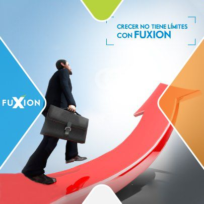 ¡Crecer no tiene límites con FuXion!