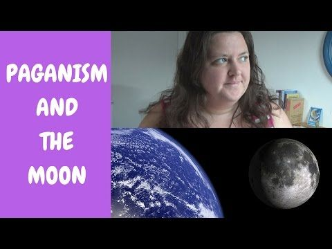 THE MOON IN PAGANISM - YouTube