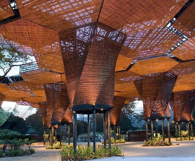 Orquideorama by Plan B Architects & JPRCR Architects (2006), Antioquia, #Colombia ...