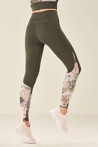 Legging sport femme  561a2be3006