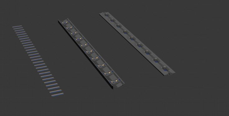 [Tutorial] Adding detail to your Highpoly Objects using the Slideknit Script…