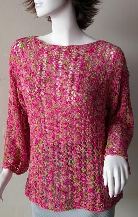 Sweater Pattern With Bell Sleeves 11