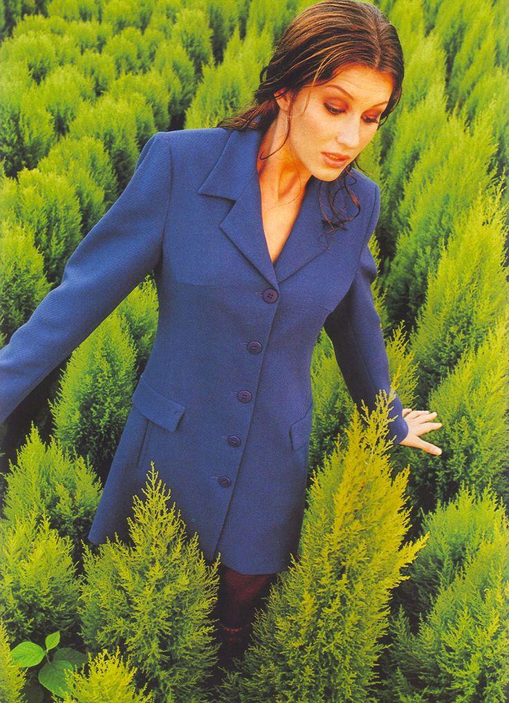 Zoomp F/W 1997 by Willy Biondani | Fashion 1997 | Gisele ...