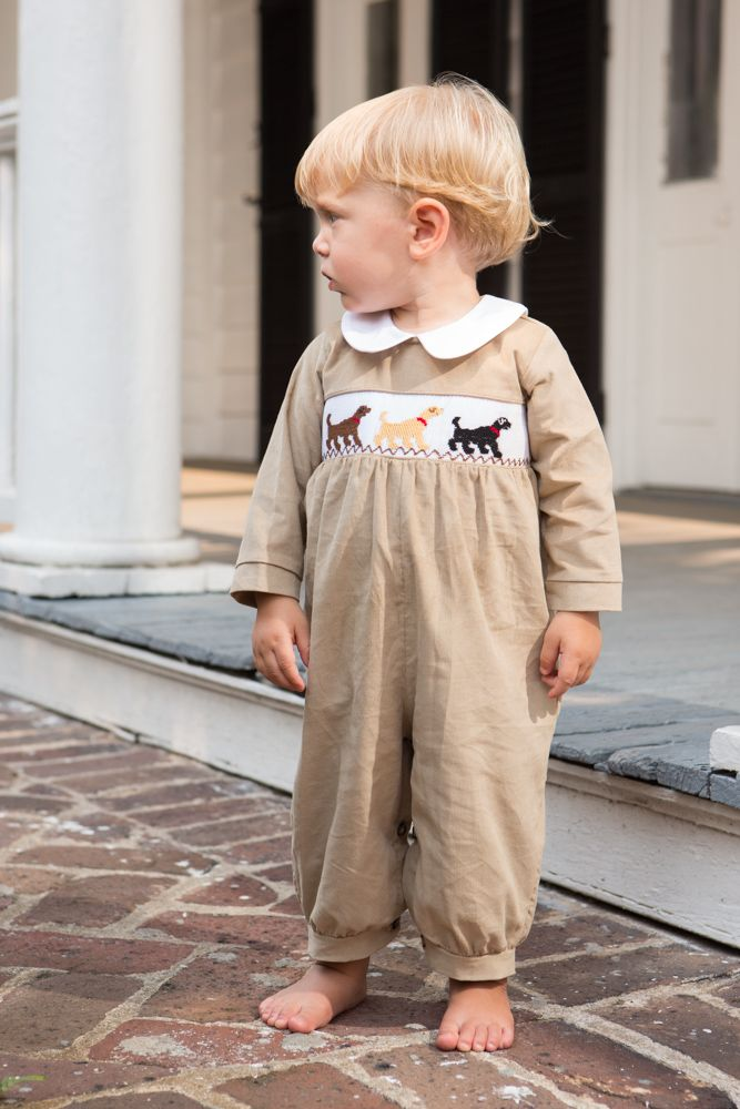 Dock Dogs Boys Bubble, traditional southern children's clothing by Crescent Moon Children.  #childrensclothing #boutiquekidsclothes #kidsclothes