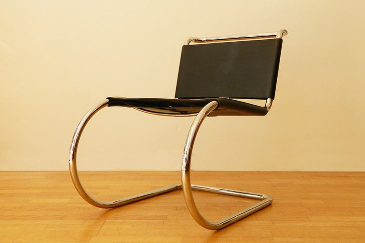 MR 10 Lounge Chair by Mies Van der Rohe 1