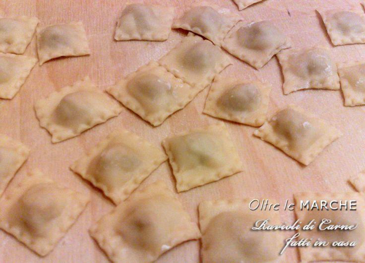 ravioli di carne fatti in casa ricetta