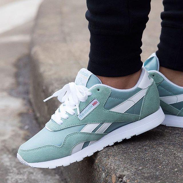Sneakers femme - Reebok ❤️