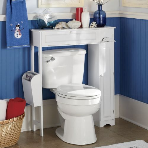 Short Bathroom Space Saver. Bath Space Saver From Ginnys