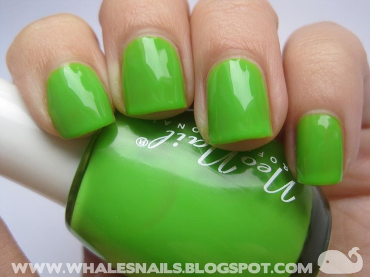 green Manicure Find us on: www.facebook.com/neonailpl