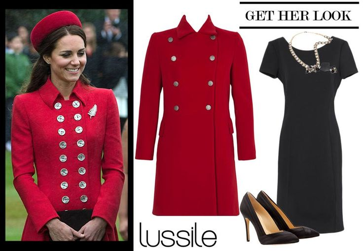 Get her Look! Kate Middleton. by Lussile