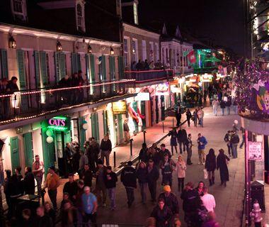 New Orleans, Louisiana: New Orleans Bourbon Street, Travelphotographi Travelinspir, Favorite Places, Travelinspir Neworlean, Cities, Oh The Places I Would Go, Travel Leisure, New Orleans Nightlife, Good Time