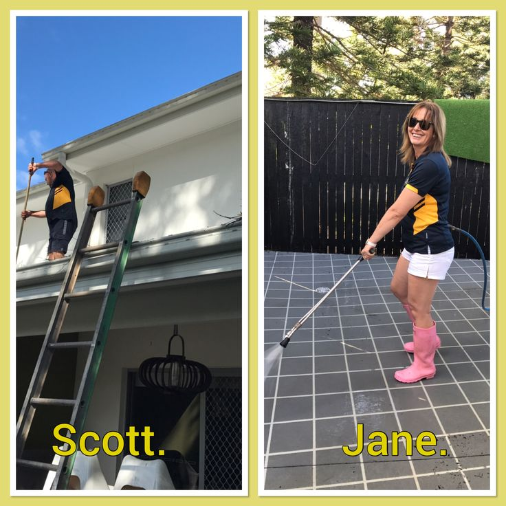House washing in Ashgrove, Brisbane by www.waterworxpressurecleaning.com.au
