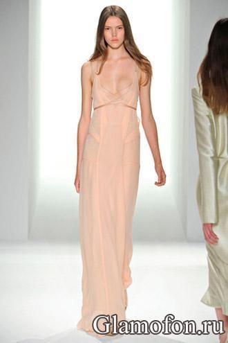 Вечернее платье от calvin klein