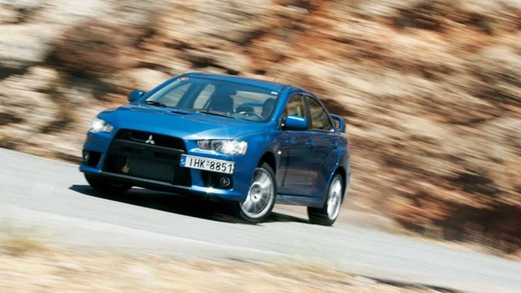 7 petrolhead ερωτήσεις προς τη Mitsubishi