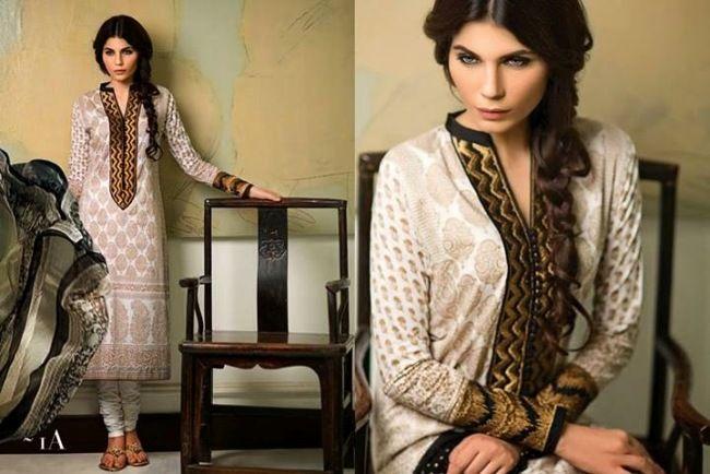 Sana Safinaz Eid Collection 2015 | Eid Dresses 2015 for Girls