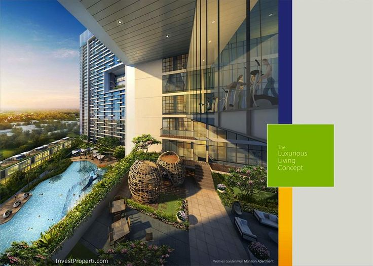 Puri Mansion Apartment Sky Garden