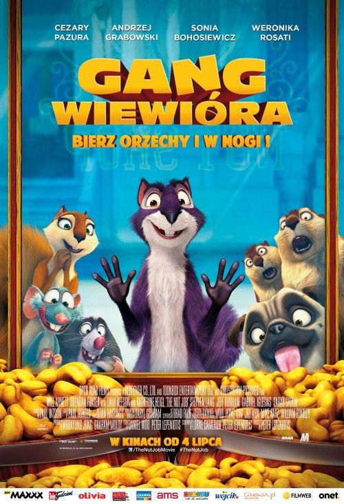 Gang wiewióra (2014) #kinoatlantic