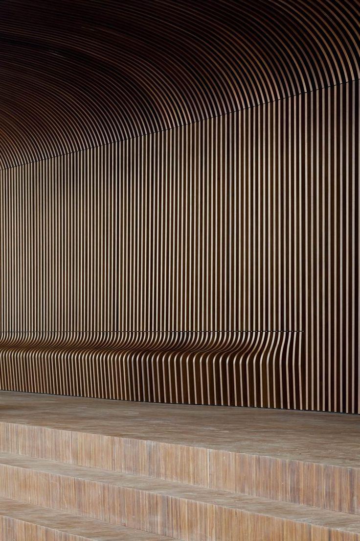 Fotograaf Christophe Van Couteren - CC De Grote Post Oostende by B- Architecten