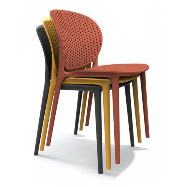 Sledge Mobilier Chr Chaises Empilables Maylea Sledge Sedie Arredamento Idee