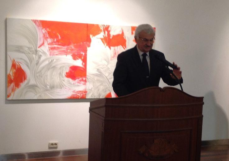Wystawa polskiej malarki Danuty Nawrockiej w Muzeum w Deagu. http://artimperium.pl/wiadomosci/pokaz/691,wystawa-polskiej-malarki-danuty-nawrockiej-w-muzeum-w-deagu#.VoQLQPnhDIU